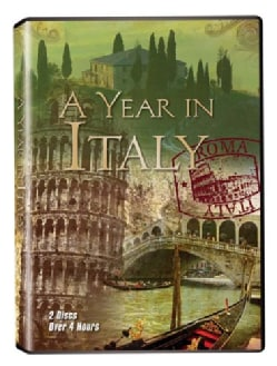 A Year in Italy (DVD)