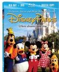 Disney Parks: The Secrets, Stories, and Magic Behind The Scenes (Blu-ray/DVD)