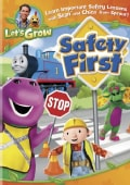 Let's Grow: Safety First (DVD)