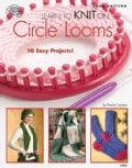Learn to Knit on Circle Looms (Paperback)