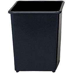 Safco Square Wastebaskets (Case of 3)