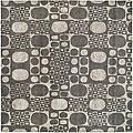 Safavieh Handmade Soho Deco Stones Gray New Zealand Wool Area Rug (6' Square)