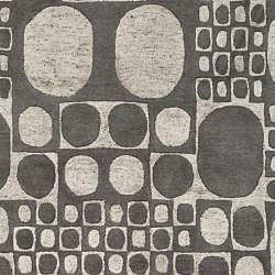 Safavieh Handmade Soho Deco Stones Grey New Zealand Wool Area Rug (7'6