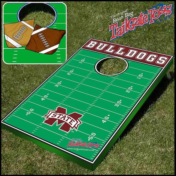 Mississippi State Tailgate Toss Game
