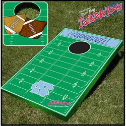 NCAA North Carolina Tailgate Toss Game