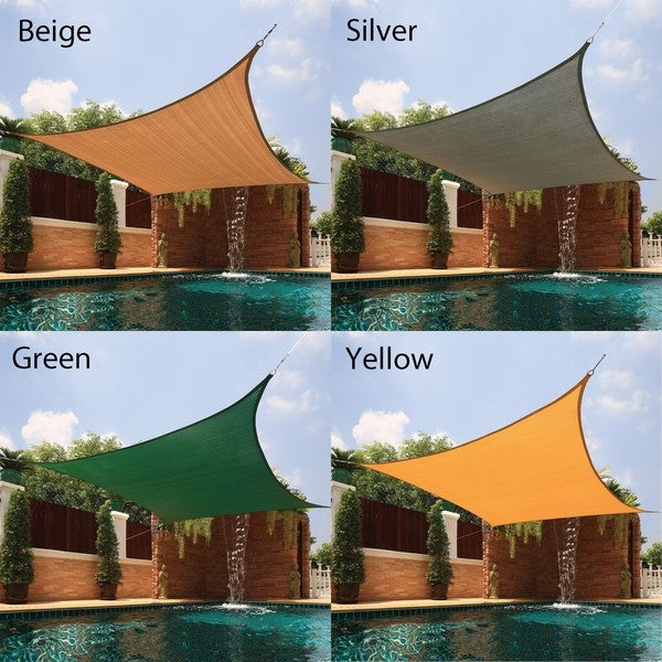Large Square Sail Sun Shade