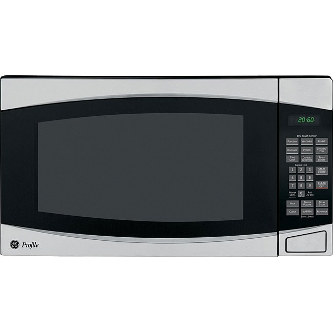 GE Profile PEB2060SMSS Stainless Steel Microwave