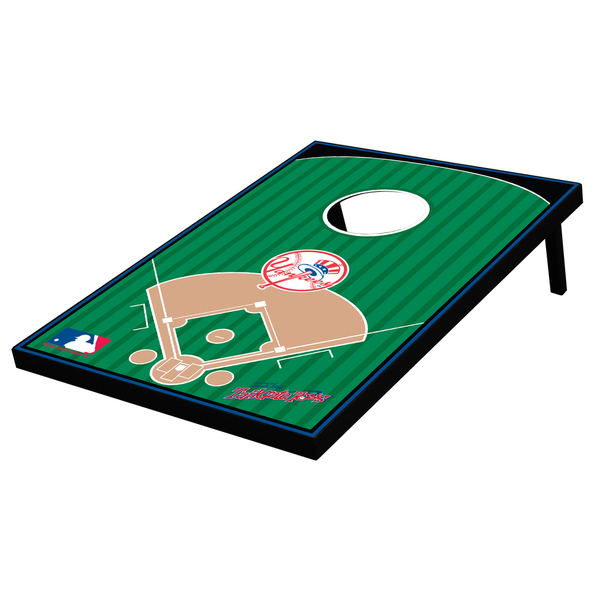 Officially Licensed MLB Diamond Wooden Tailgate Toss Game