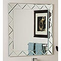 Luciano Frameless Wall Mirror