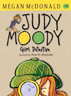 Judy Moody, Girl Detective (Hardcover)