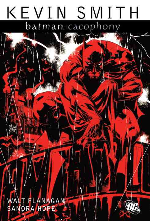 Batman: Cacophony (Paperback)