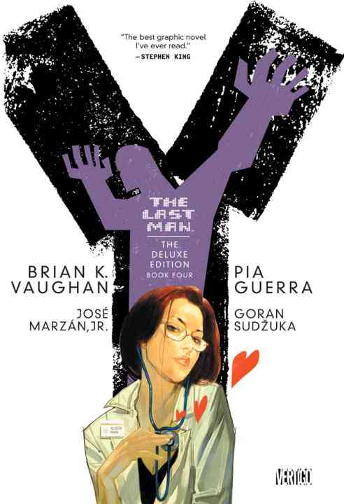 Y: The Last Man 4 (Hardcover)