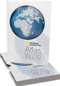 National Geographic Atlas of the World (Hardcover)