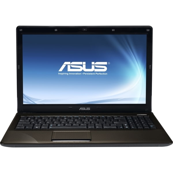 "Asus K52JR-X5 15.6"" LED (Color Shine) Notebook - Intel Core i3 i3-350"