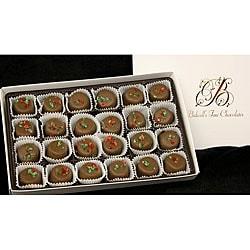 Chocolate Mint Creams 1-pound Gift Box