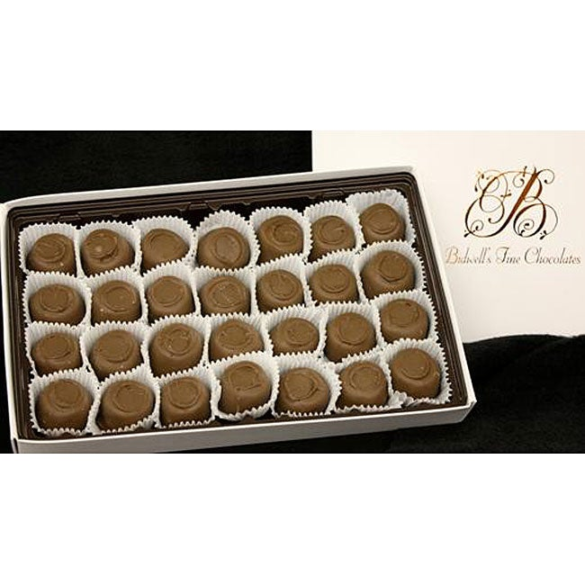 Bidwell Candies 2-pound Chocolate Orange Creams Gift Box