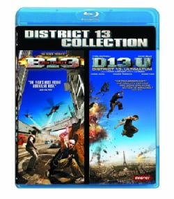 District B-13/District 13 Ultimatum (Blu-ray Disc)