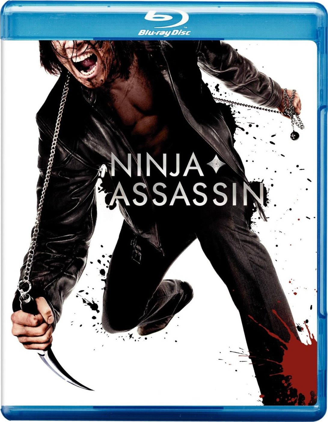 Ninja Assassin (Blu-ray/DVD)