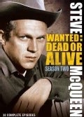Wanted: Dead Or Alive Season Two (DVD)