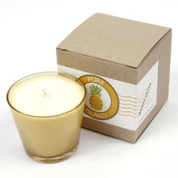Pure Island 'Spice' 8-ounce Candle