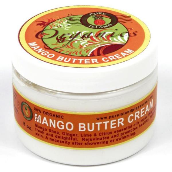 Pure Island Organic Mango Body Butter Cream