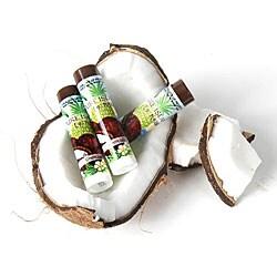 Pure Island Cocalada Lip Balm (3 Pack)