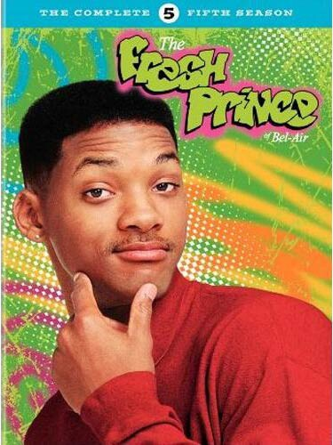 The Fresh Prince of Bel-Air: The Complete Fifth Season (DVD)