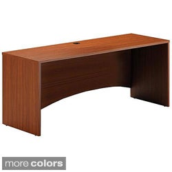 Mayline 72-inch Brighton Series Cherry Credenza