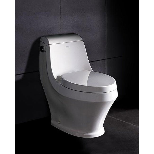 Ariel Platinum Adonis One Piece Toilet 12589669