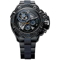 Zenith Defy Xtreme Men's Sea Tourbillon Titanium Watch