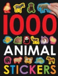 1000 Animal Stickers (Paperback)
