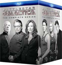 Battlestar Galactica: The Complete Series (Blu-ray Disc)