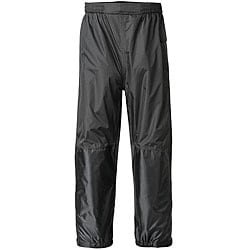 Mossi Men's RX Black Rain Pants