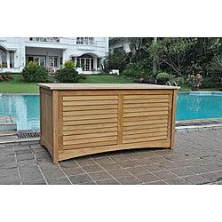Teak Outdoor Storage Box