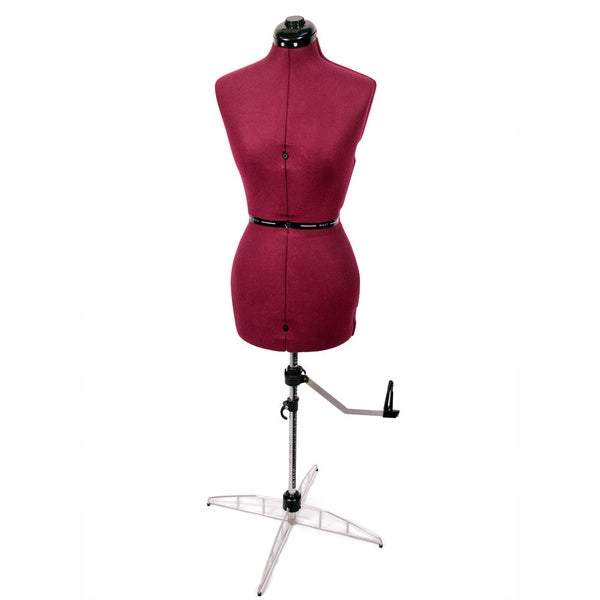 Adjustable Mannequin Dress Form-Size Small