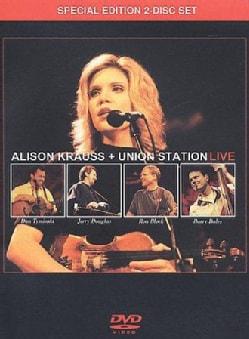 Alison Krauss & Union Station Live (DVD)