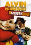 Alvin And The Chipmunks: The Squeakquel (DVD)