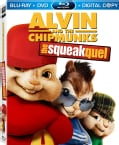 Alvin And The Chipmunks: The Squeakquel (Blu-ray/DVD)
