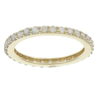 Beverly Hills Charm 14k Yellow Gold 1ct TDW Diamond Wedding Band (H-I, I2-I3)