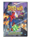 The Spectacular Spider-Man Vol 8 (DVD)