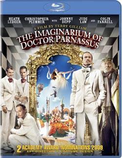 The Imaginarium of Doctor Parnassus (Blu-ray Disc)