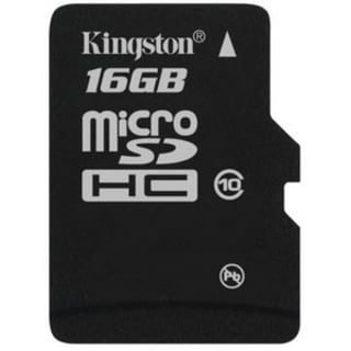 Kingston SDC10/16GB 16 GB microSD High Capacity (microSDHC)