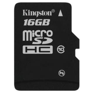 Kingston SDC10/16GBSP 16 GB microSD High Capacity (microSDHC)