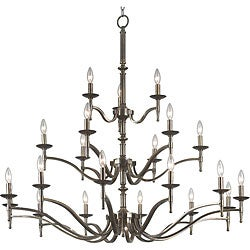 Hastings 21-light Chandelier