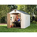 Lifetime Storage Shed (8' x 12.5')