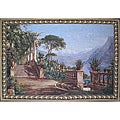 Lodge at Lake Wall Tapestry