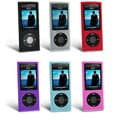 Silicone Skin Case for iPod Gen 5 Nano
