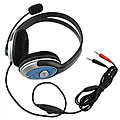 Hands-free POTHVOIPHS03 Stereo Headset/ Voip/ Skype Microphone