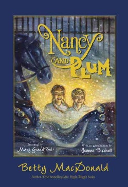 Nancy and Plum (Hardcover)