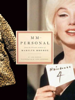 Mm-personal: From the Private Archive of Marilyn Monroe (Hardcover)
